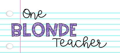 Daily Affirmations - One Blonde Teacher